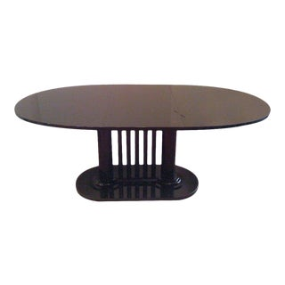 Stendig Bruno Paul Bauhaus Dining Table For Sale