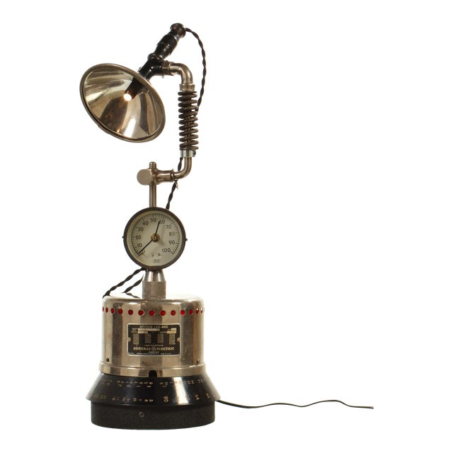 Custom Industrial Table Lamp For Sale