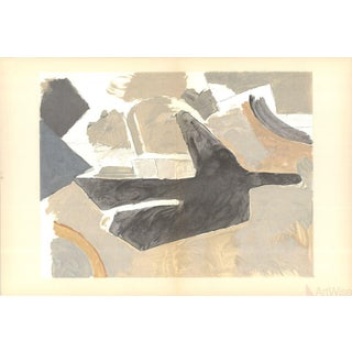 Georges Braque, Untitled, 1967 Lithograph