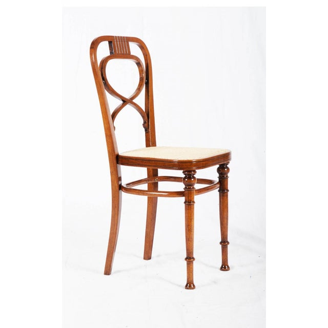 Wood Antique chair from Thonet, 1890 For Sale - Image 7 of 10