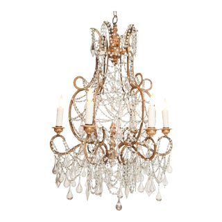 Early 20th Century Italian Chandelier For Sale