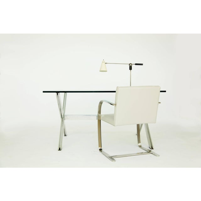 Transparent John Vesey Table For Sale - Image 8 of 9