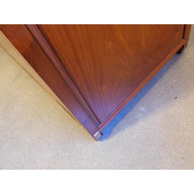 Vintage Chinese Rosewood Buffet - Image 5 of 9