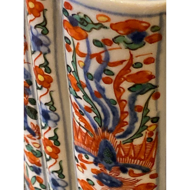 Red Wanli Wucai Chinese Export Lidded Box For Sale - Image 8 of 12