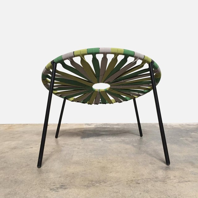 2000 - 2009 Modern Green Lastika Chair For Sale - Image 5 of 6
