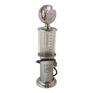 Godinger Retro Gas Pump Liquor Decanter