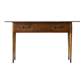 Lane Acclaim Mid-Century Modern Console Table For Sale