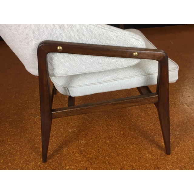 Mid-Century Modern Gio Ponti for Singer & Son Lounge Chair For Sale - Image 7 of 11
