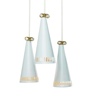 Mauri Almari pendant lamp for lightolier For Sale