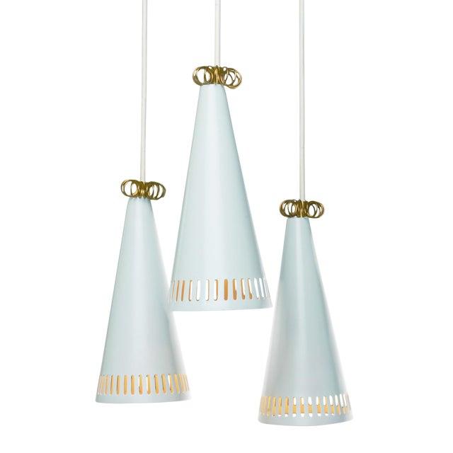 Mauri Almari pendant lamp for lightolier For Sale