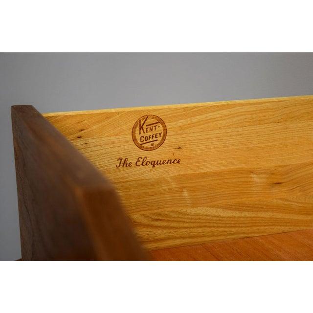 On Hold - Kent Coffey Walnut Highboy Dresser - Image 7 of 11