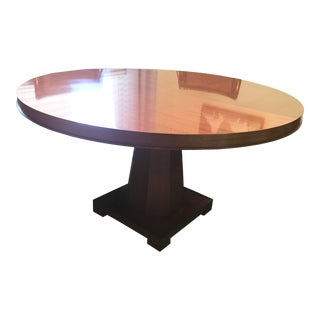 Barbara Barry for Henredon Dining Table For Sale
