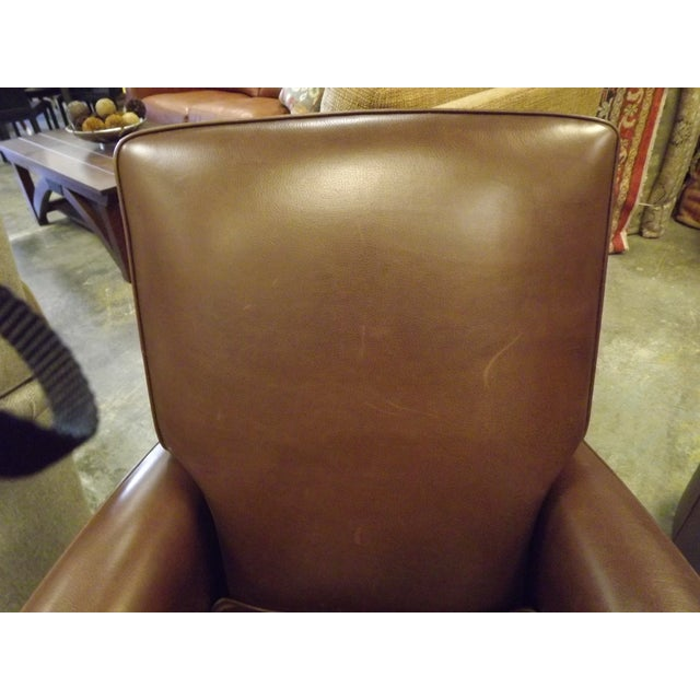 American Leather Lincoln Recliner Chair - Image 7 of 8