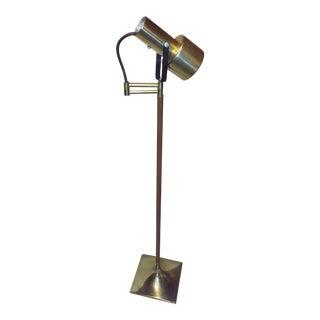 Mid-Century Articulating Floor Lamp