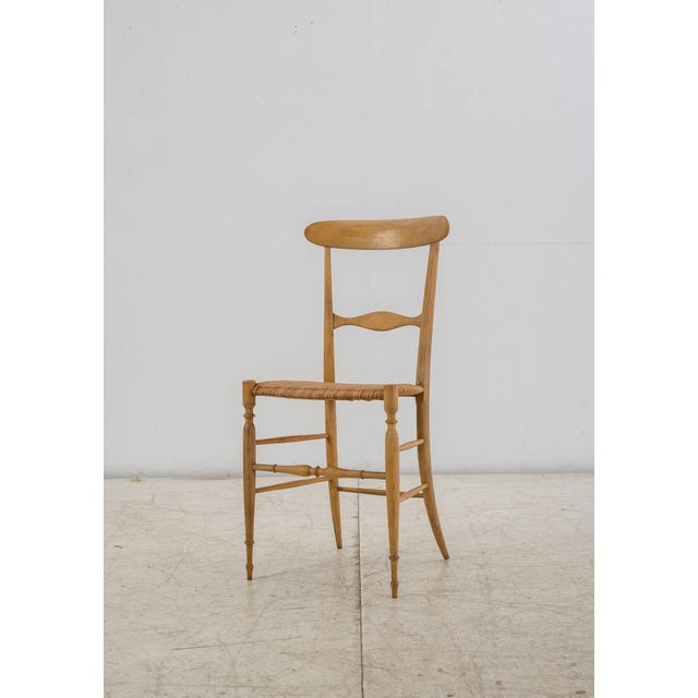 Chiavari Italian Campanino Chair by Chiavari Giuseppe Gaetano Descalzi, 1807 For Sale - Image 4 of 10