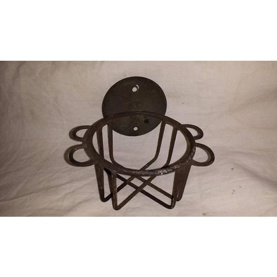 Antique Metal Wire Cup Holder - Image 5 of 5