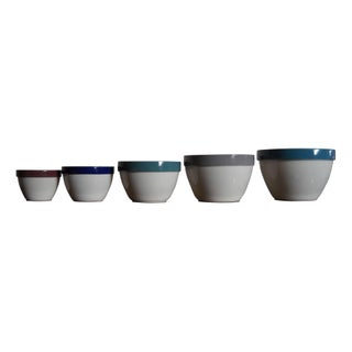 Over and Back Bowls of Portugal - Set of 5
