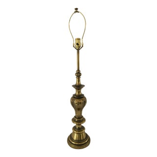 1960s Stiffel Brass Table Lamp For Sale
