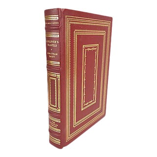 Gulliver's Travels by Jonathan Swift Franklin Library For Sale