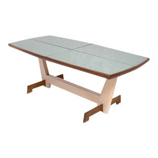 Mid-Century Custom Coffee Table Attributed to Arturo Pani For Sale