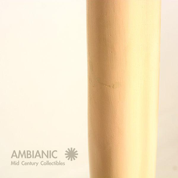 Plastic French Torchiere Floor Lamp For Sale - Image 7 of 8