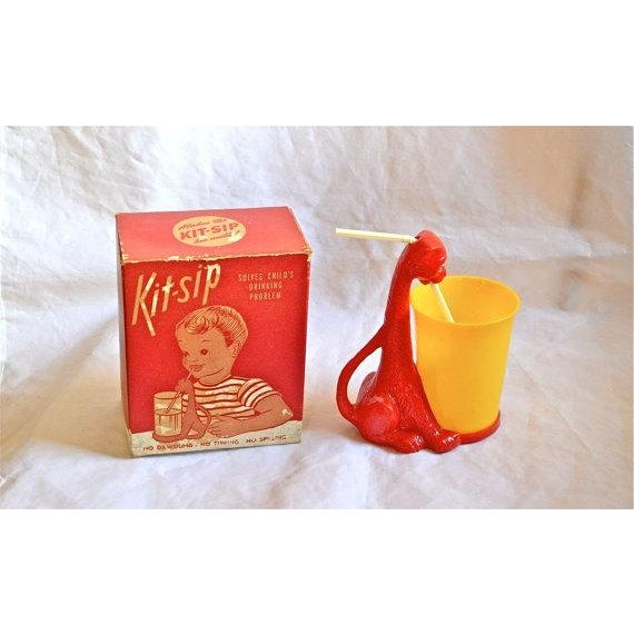 1940s Kit-Sip Drinking Cup, Made in New York - Image 4 of 6