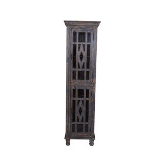 Rustic Beal Wooden Cabinet For Sale