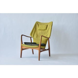 Madsen & Schubell High Back Lounge Chair Preview