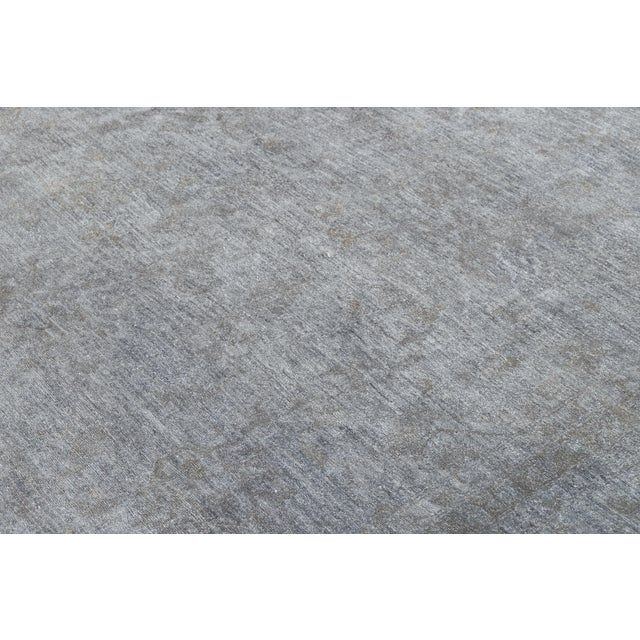 21st Century Modern Overdyed Rug For Sale - Image 11 of 13
