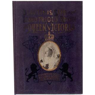 The Illustrious Reign of Queen Victoria Book For Sale