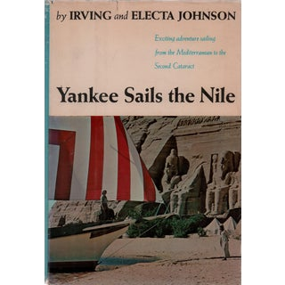 "1966 ""Yankee Sails the Nile"" Coffee Table Book For Sale"