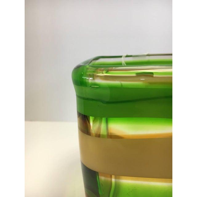 Mid-Century Modern Waterford Evolution Vase Dish Bowl Vessel For Sale - Image 3 of 8