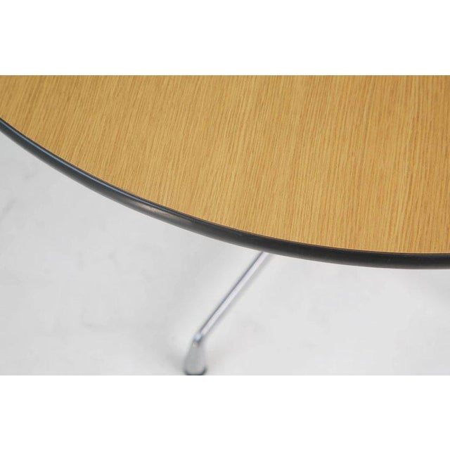 1970s Charles & Ray Eames for Herman Miller Aluminum Group Dining Table, Circa 1970 For Sale - Image 5 of 7