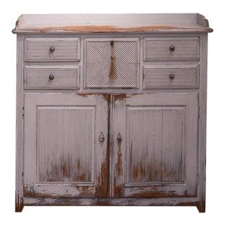 Sarreid Ltd. Paymaster's Cabinet For Sale