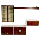 Image of Modular Wall Unit by Milo Baughman For Sale