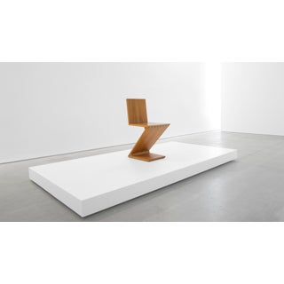 Gerrit Rietveld, Zig Zag Chair, C. 1969 Preview