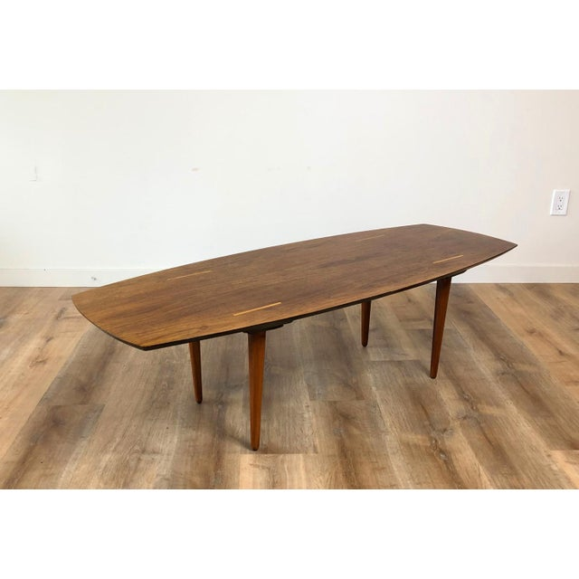 Abel Sorensen for Knoll Surfboard Coffee Table For Sale - Image 12 of 13