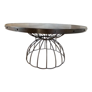 Florentine Round Dining Table For Sale