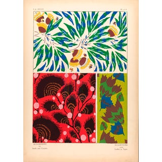 """E. A. Seguy Print, """"Suggestions"""" Plate No.08 For Sale"""