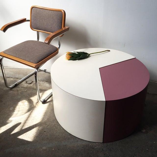 Vintage Laminate Coffee Table - Image 3 of 9