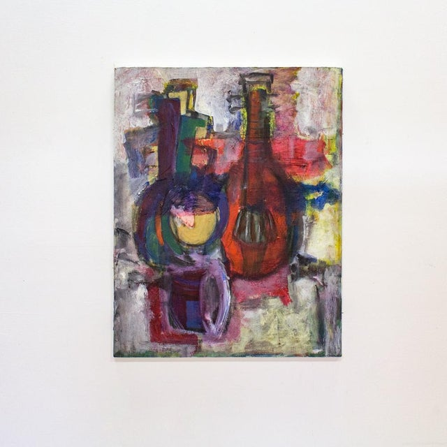 Instrumental Abstract Painting - Image 2 of 7