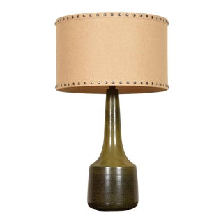 Ceramic Mid Century Table Lamp by Bostlund For Sale