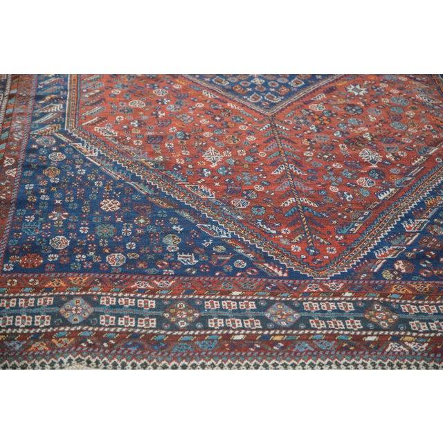 "Vintage Shiraz Carpet - 7'3"" X 9'5"" - Image 2 of 10"