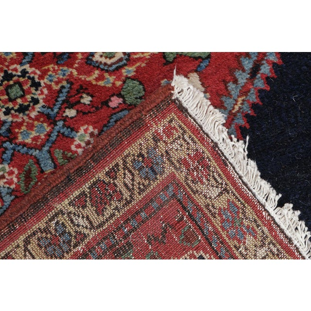 """Antique North West Persian Runner Rug - 3'5"""" X 16'5"""" - Image 2 of 5"""