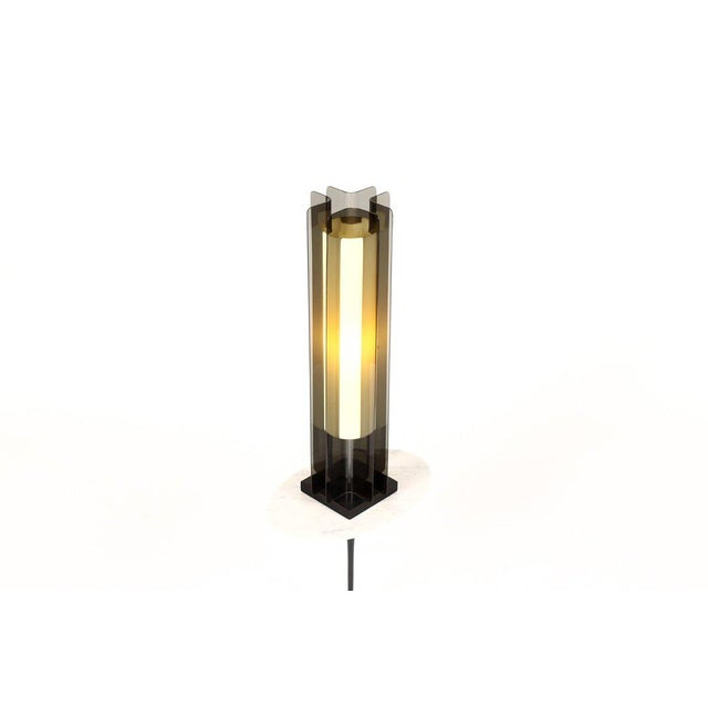 Mid Century Vintage Space Age Floor Lamp For Sale - Image 10 of 10