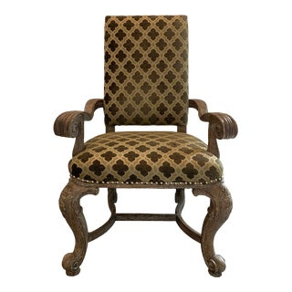 Traditional Dining Chair For Sale