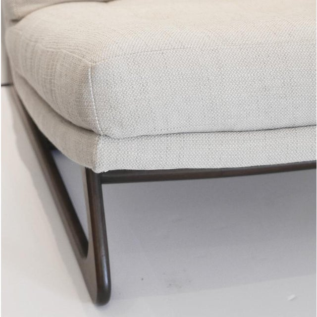 Mid-Century Modern Adrian Pearsall Slipper Chair For Sale - Image 3 of 4
