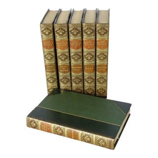 Jane Austen Novel Collection - Set of 6 For Sale