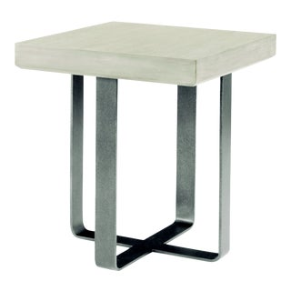 Century Furniture Baha End Table, Peninsula For Sale