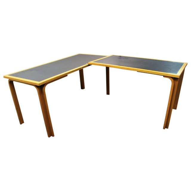Danish Modern Scandinavian Desk by Magnus Olesen - Image 1 of 11
